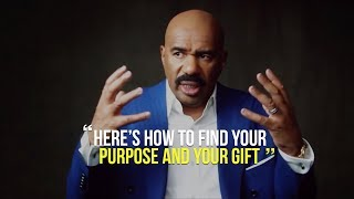 WHAT IS YOUR PURPOSE IN LIFE | Steve Harvey Motivational Video