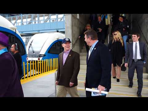 BART to Antioch Opening Day Celebration