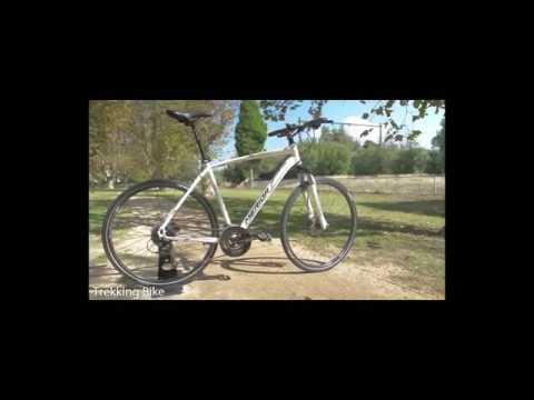 6 Trekking Bike