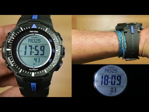 e1d6c012b74  Nshoes  Relógio Casio Pro Trek R 399    Magalu  Casio W-S200H R 135