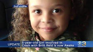 5-Year-Old Girl Injured In Crash Involving Britt Reid Is Awake