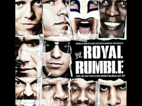 WWE Royal Rumble 2011 Theme[Not Official!] *HD*