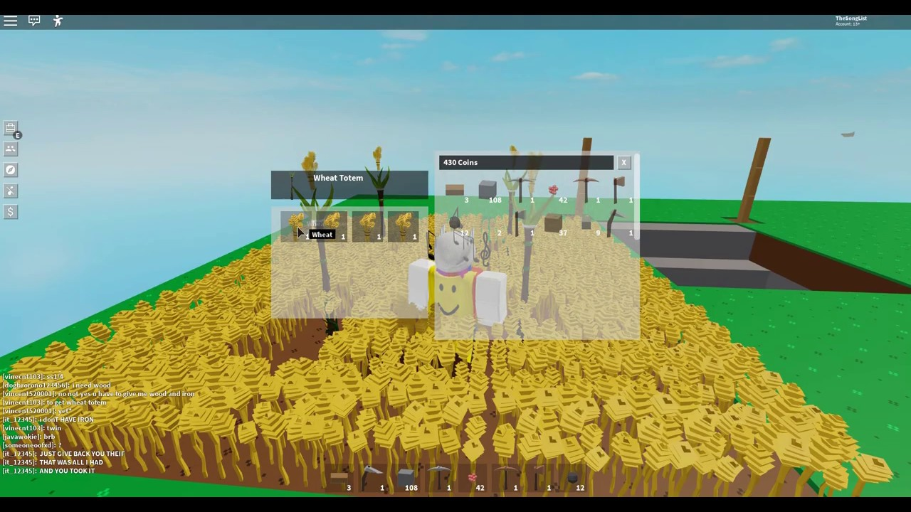 Roblox Skyblock Beta Helpful Information For New Players