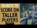 "How to Score on Tall Defenders (MUST WATCH - Secrets From a 6'9"" Professional Basketball Player!)"