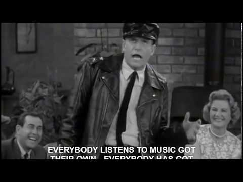 Jerry Van Dyke on The Dick Van Dyke