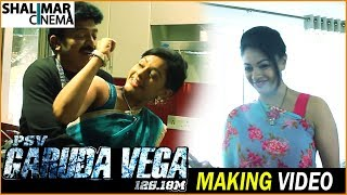 Telugutimes.net PSV Garuda Vega Movie Making Video