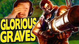 GLORIOUS GRAVES - Foxdrop Best Moments | League of Legends