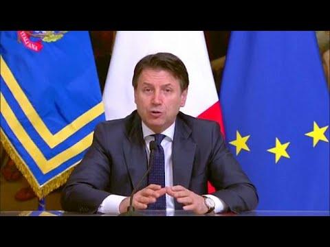Coronavirus: près de 800 morts en 24h en Italie, le gouvernement prend de nouvelles mesures