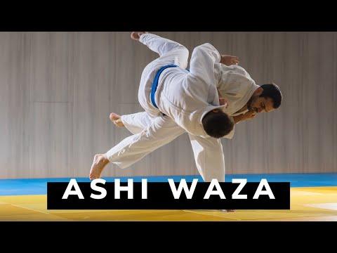 3 ท่าทุ่มยูโด Ashi Waza : Harai goshi, Uchi mata, Hane goshi