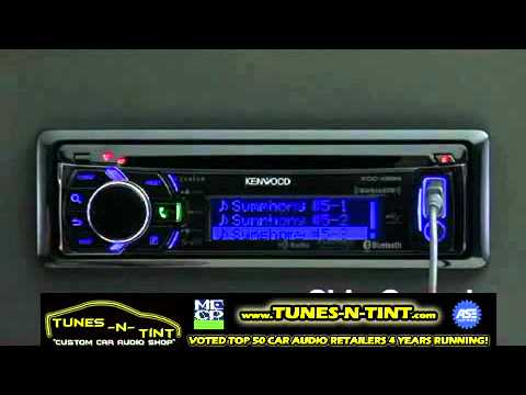 2012 Music Control For Android - Kenwood Step-Up USB - CD Receiver