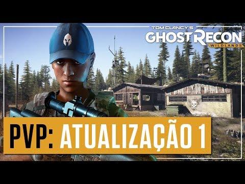 Ghost Recon Wildlands: Ghost War - Atualização 1