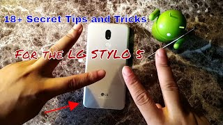 18 + Hidden features  For the LG Stylo 5 for metro by T-mobile