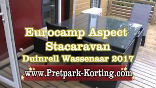 Eurocamp Aspect Stacaravan Duinrell thumbnail