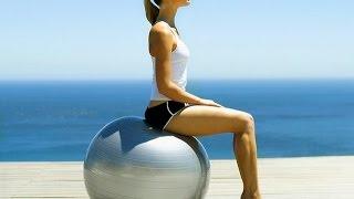 Фитнес упражнения  с фитболом для рук и груди(Фитнес упражнения с фитболом для рук и груди имеют колоссальный эффект для всего тела в общем и для каждой..., 2015-07-16T16:32:49.000Z)