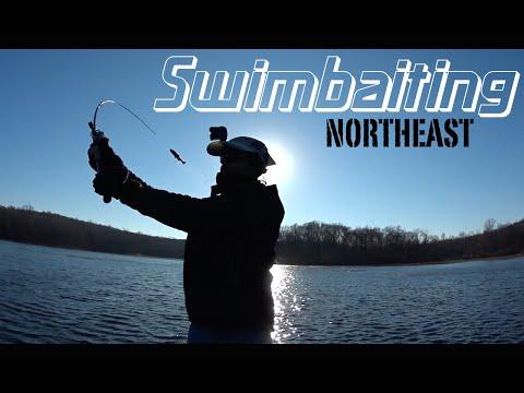 Swimbait Fishing in Fall (NorthEast) Part 4 of 4