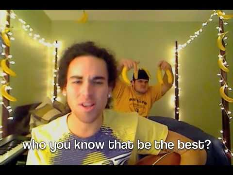 The Banana Song - Michael Alvarado