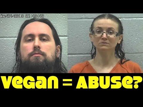 Vegan Parents Jailed For Starving Child! Vegan Diet To Blame? thumbnail