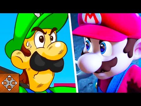 5 Reasons Luigi Would BEAT Mario In A Fight