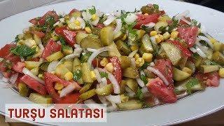 Turşu Salatası Tarifi  - Naciye Kesici - Yemek Tarifleri
