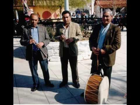 Gaida Vasi (Yerikos) - Macedonian folk dance (Serres, Greece)