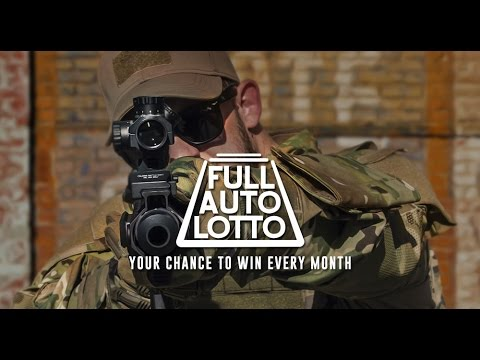 Full Auto Lotta Season is Here! | Win Free Custom Guns Just For Shopping! | AIRSOFTGI.COM
