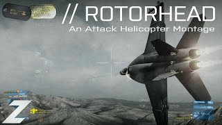 Rotorhead - Battlefield 3 Attack Helicopter Montage