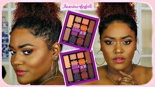 Maybelline Soda Pop Palette Makeup Tutorial | Dark Skin