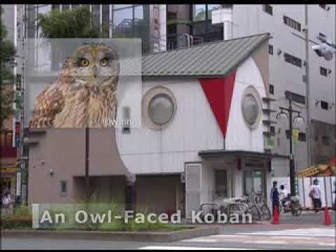 Koban (Japanese Police Box)