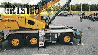Video still for Manitowoc Crane Days Five New Products