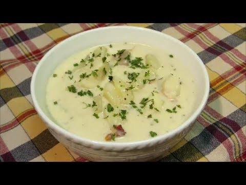 New England Fish Chowder Recipe By The Wolfe Pit
