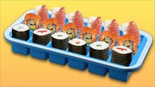 這個壽司簡單到新手都能快速上手
