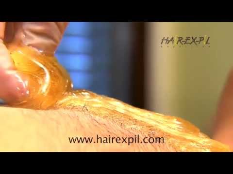 Sugaring Intimbereich Video