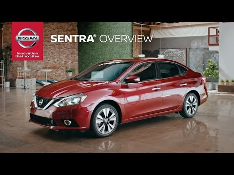 the new 2016 nissan sentra overview youtube