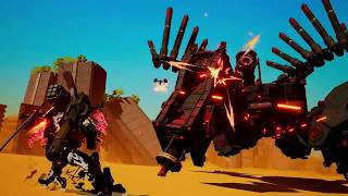 Daemon X Machina - Debut Trailer