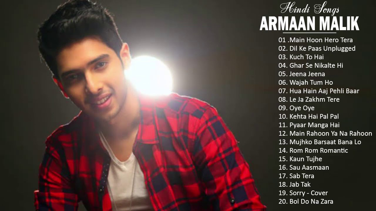 Top Playlist Bollywood Songs Of Armaan Malik 2020 - Best New Romantic Hindi Songs 2020