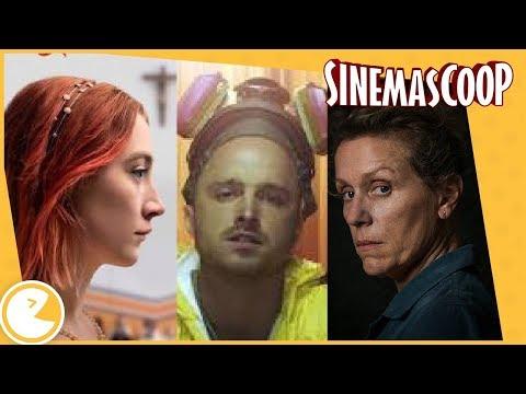 Jesse Pinkman Dönüyor Mu?, Lady Bird & Three Bilboards İncelemeleri - SinemasCoop #18