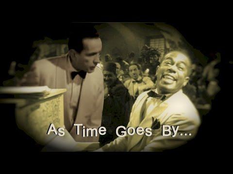 Play It Again Sam, Casablanca, AS TIME GOES BY