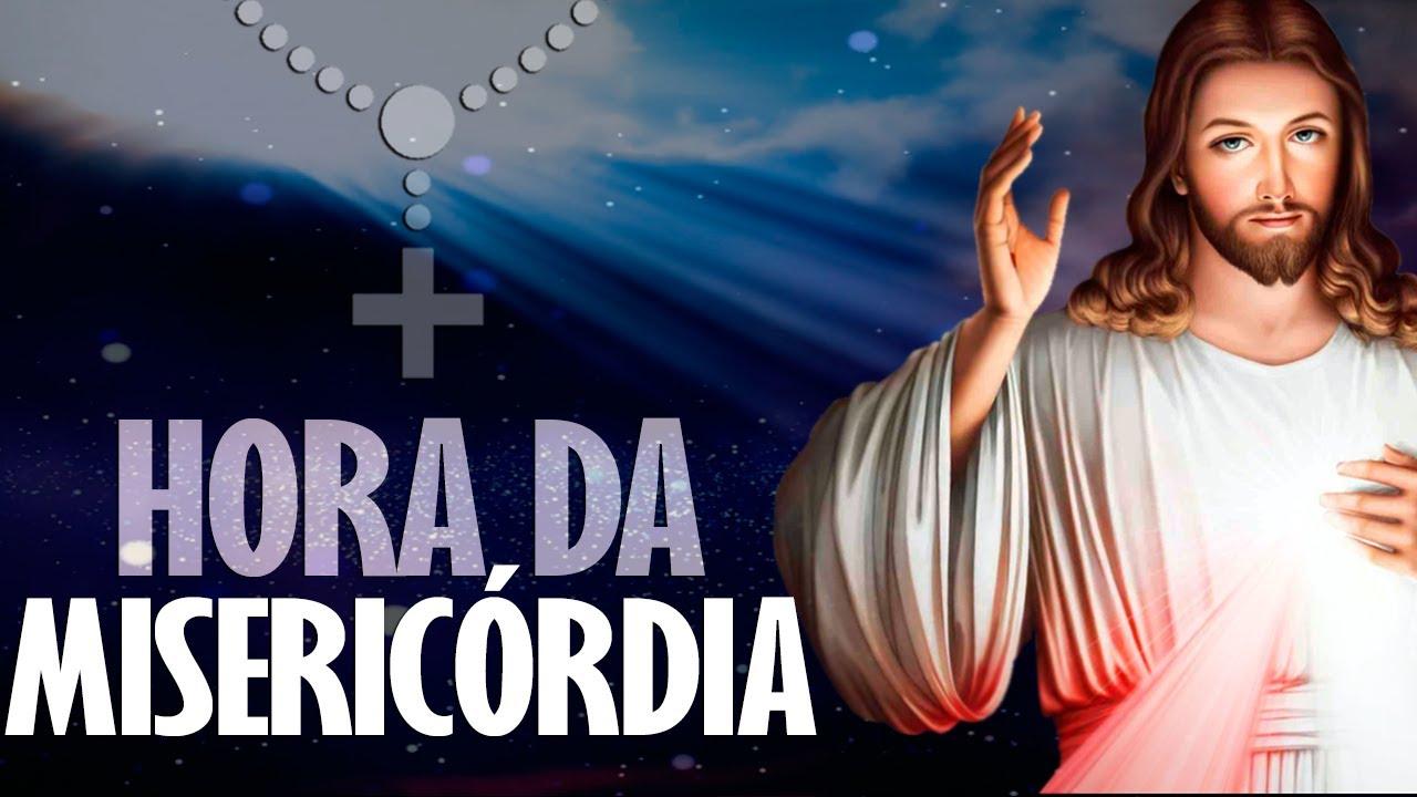 Quinta-Feira | HORA DA MISERICÓRDIA | 29/07 | AO VIVO