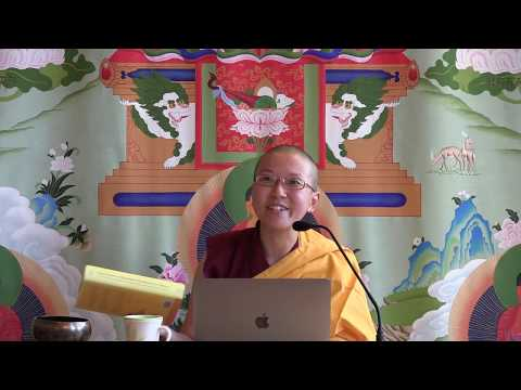 92 The Course in Buddhist Reasoning and Debate: Debate Review 09-26-19