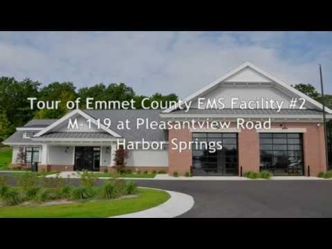Emmet County M119 EMS Building