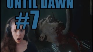 Let`s Play Until Dawn #7 - Chapter 6 Vengeance- HOLY SH*T!!! 1080p