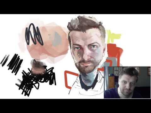 [STREAM] Paintsploration w/ Sycra