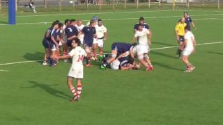 Mischia Rugby Accademia I.Francescato vs Cus Genova Rugby