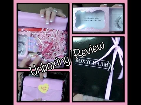 BoxyCharm Subscription Unboxing/Review