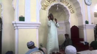 Rok leti hai aap ki nisbat by syed imran mustafa on 16th ramadan 2012
