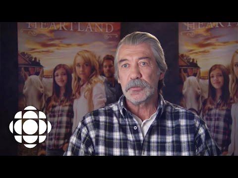 Heartland's Shaun Johnston's long day with Chris Potter | Heartland | CBC