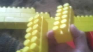 как сделать из конструктора автомат M4