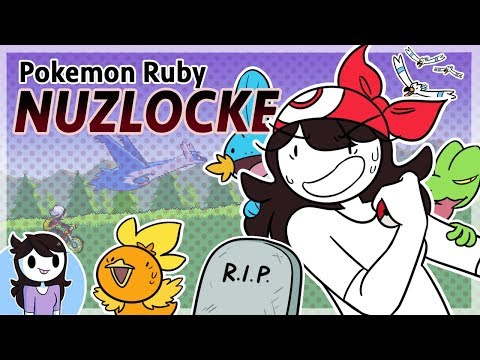 I Attempted my First Pokemon Nuzlocke video screenshot