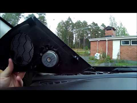 How To Replace Dash Speakers In Mazda 6 GJ 2015