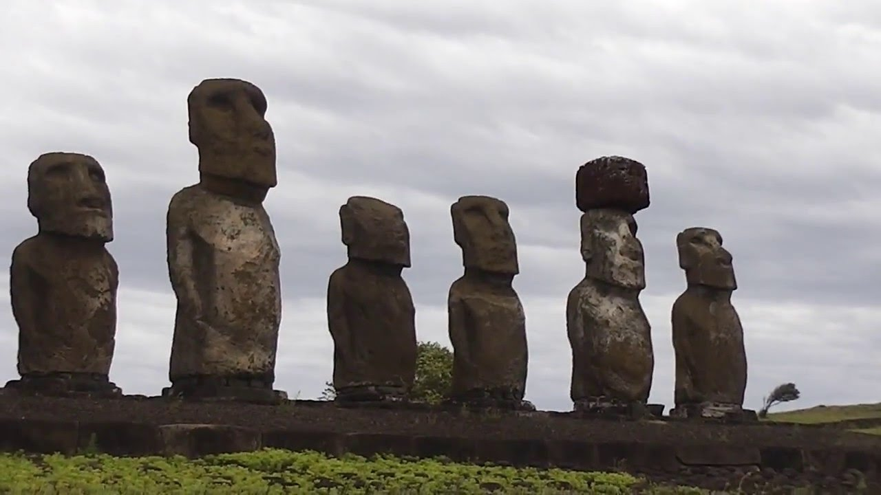 chernobyl and easter island essay Easter island is a small volcanic island located in the middle of the pacific ocean between chile and tahiti until the island was colonised over 1300 years ago it was only inhabited by small insects and sea birds.